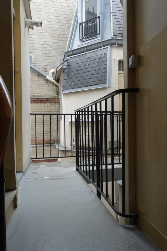 Sale apartment Paris 16ème 122000€ - Picture 6