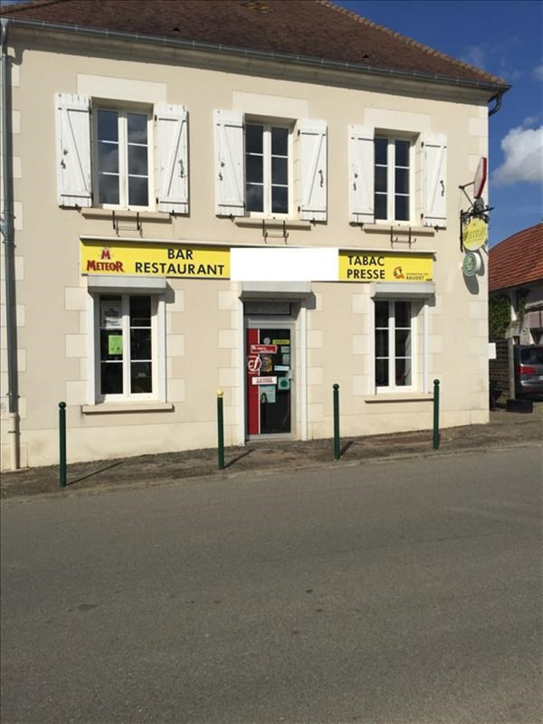 Commercial property sale shop Sancerre 260 000€ - Picture 1