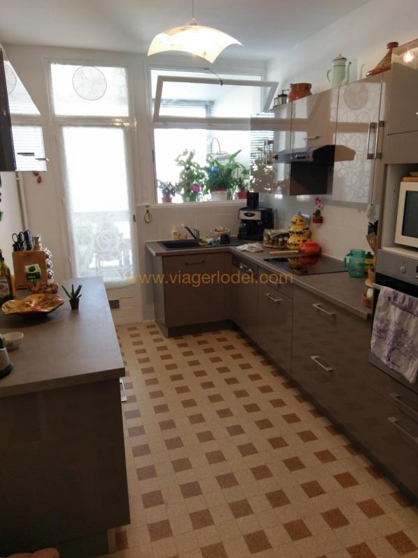 Verkauf auf rentenbasis wohnung Nîmes 60000€ - Fotografie 4