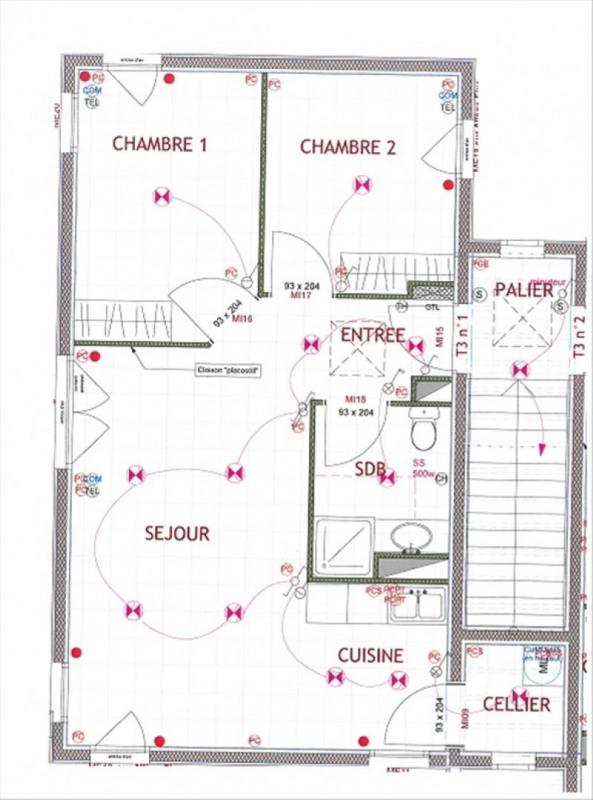 Rental apartment Orsay 1003€ CC - Picture 6