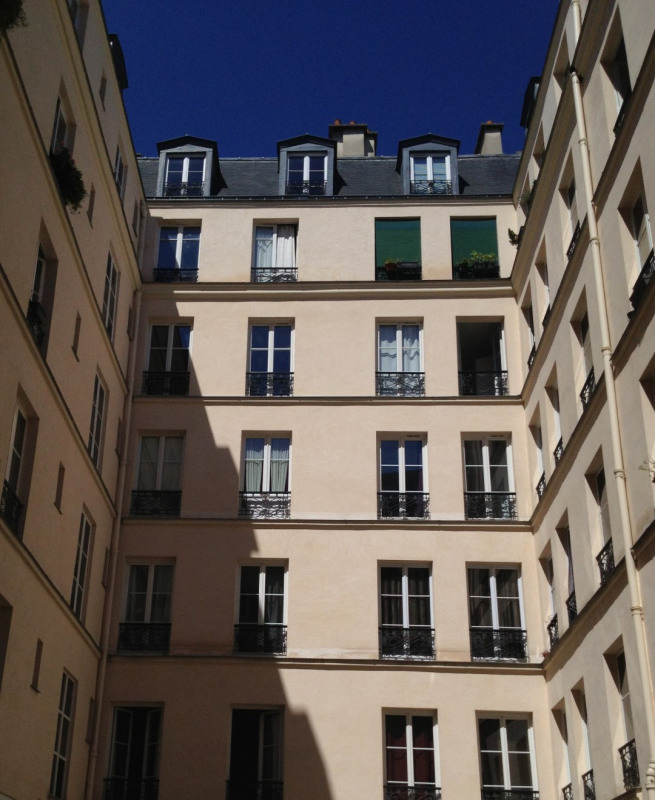 Sale apartment Paris 10ème 425000€ - Picture 6