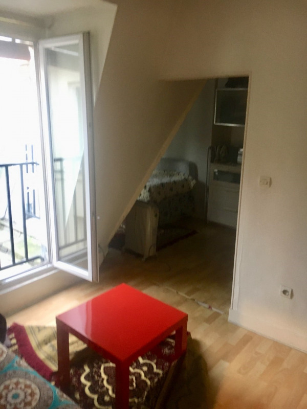 Vente appartement Paris 17ème 198000€ - Photo 3
