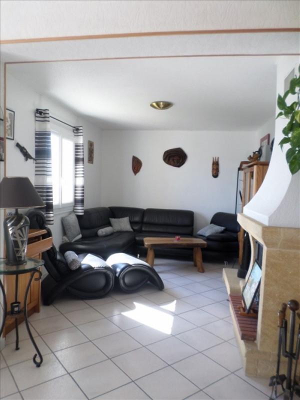 Sale house / villa St cyr sur le rhone 375000€ - Picture 4