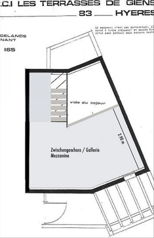 Vente appartement Giens 141000€ - Photo 7