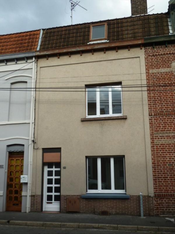 Vente maison / villa Bethune 80000€ - Photo 1