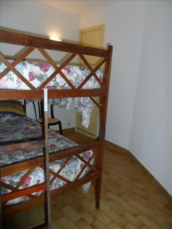 Verkoop  appartement Le barcares 69000€ - Foto 5
