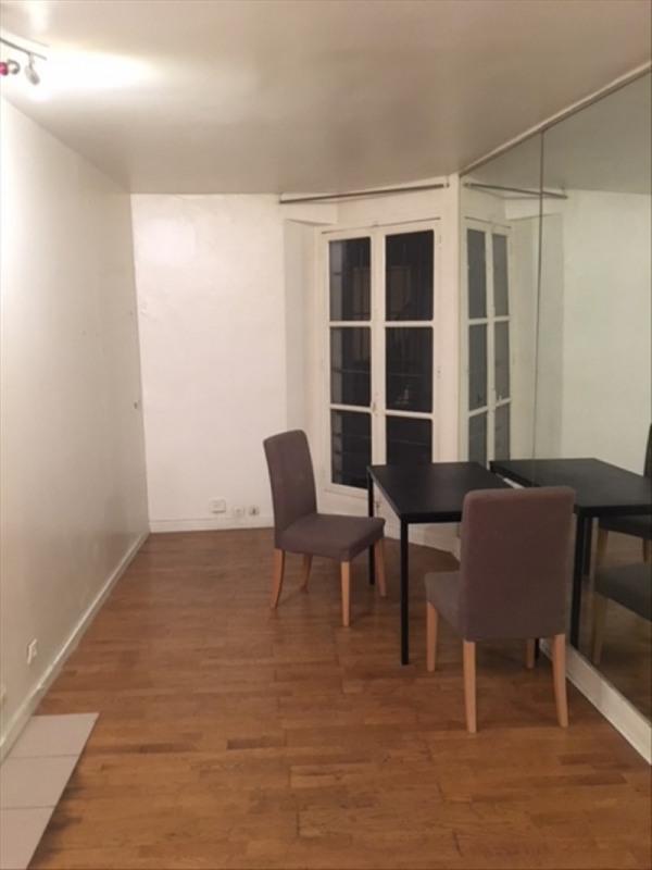 Sale apartment Paris 5ème 300000€ - Picture 2