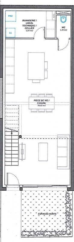 Sale apartment Balan 100000€ - Picture 2
