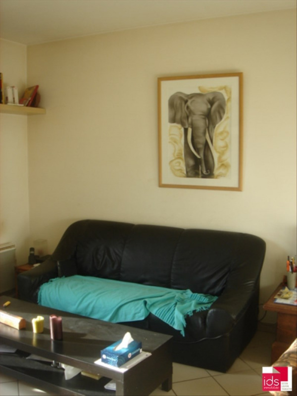 Rental apartment Allevard 515€ CC - Picture 2