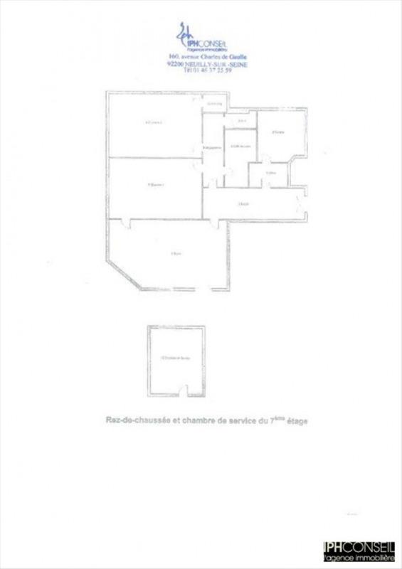 Vente appartement Neuilly sur seine 850000€ - Photo 7