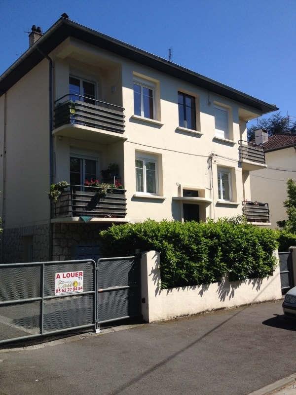 Rental apartment Toulouse 378€ CC - Picture 1
