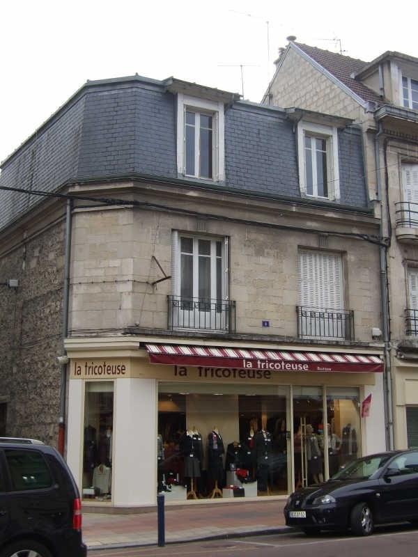 Rental apartment Soissons 485€ CC - Picture 1