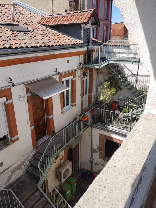 Sale apartment Toulouse 133500€ - Picture 1
