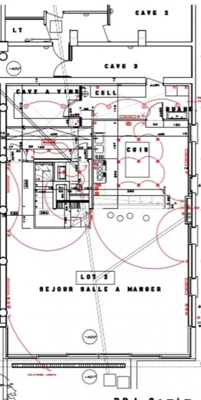 Vente de prestige loft/atelier/surface La celle-saint-cloud 1350000€ - Photo 5