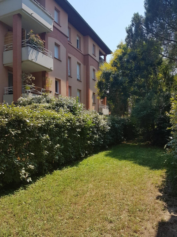 Vente appartement Toulouse 109 000€ - Photo 1