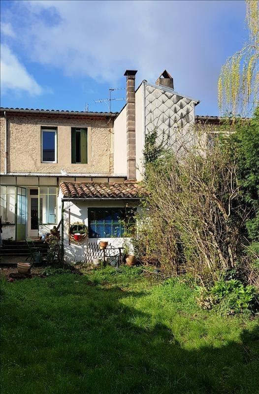 Sale house / villa Mazamet 110000€ - Picture 1