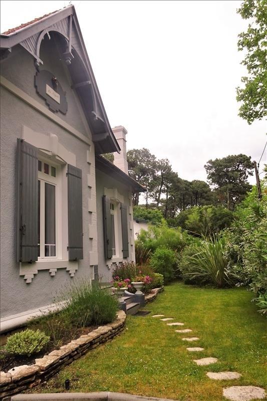 Vente de prestige maison / villa Lège cap ferret 1395000€ - Photo 3