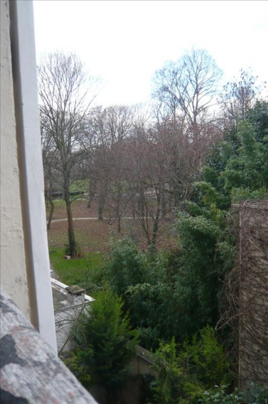 Rental apartment Paris 16ème 1190€ CC - Picture 1