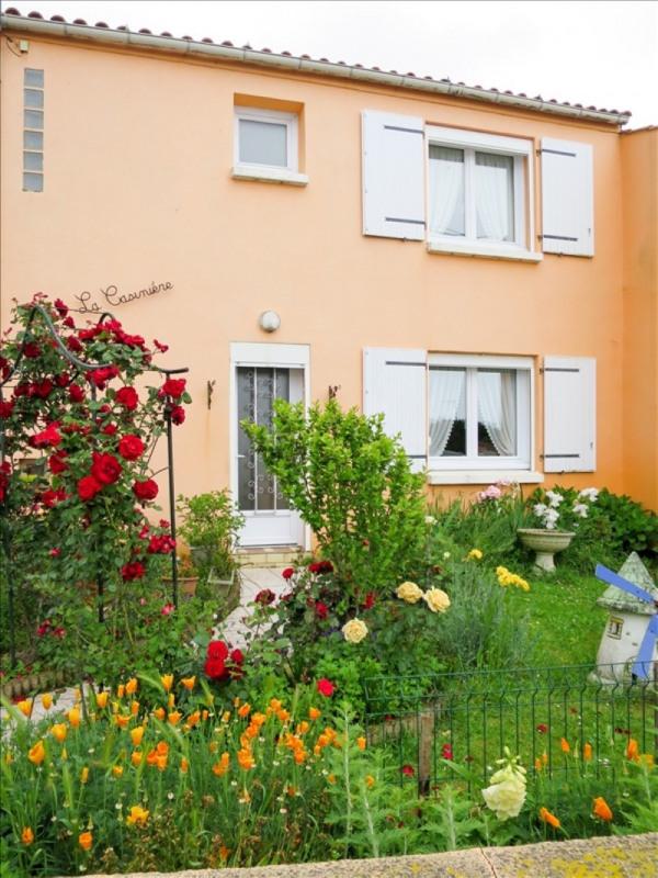 Vente maison / villa Chateau d olonne 190800€ - Photo 1