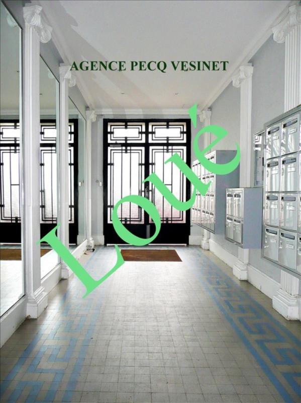 Location appartement Le pecq 1280€ CC - Photo 1