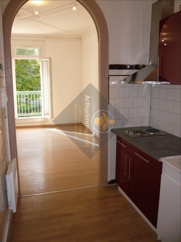 Rental apartment Sete 420€ CC - Picture 2
