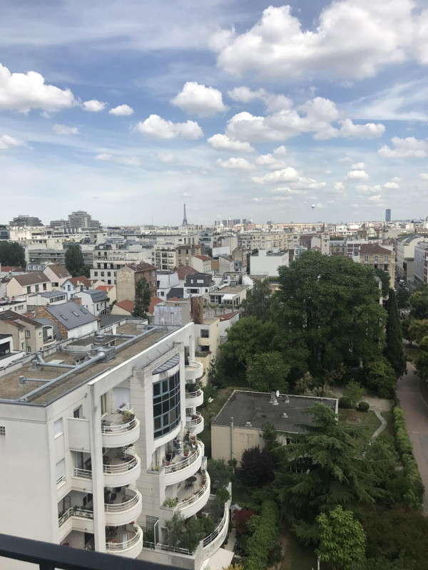 Rental apartment Boulogne-billancourt 1 450€ CC - Picture 1