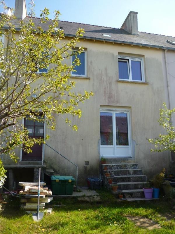 Sale house / villa Douarnenez 120750€ - Picture 1