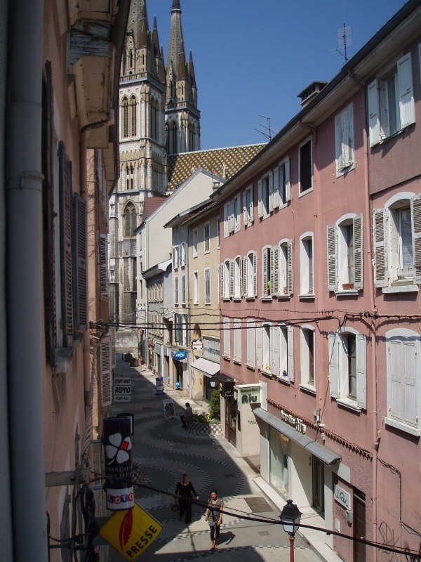Alquiler  apartamento Voiron 409€ CC - Fotografía 4