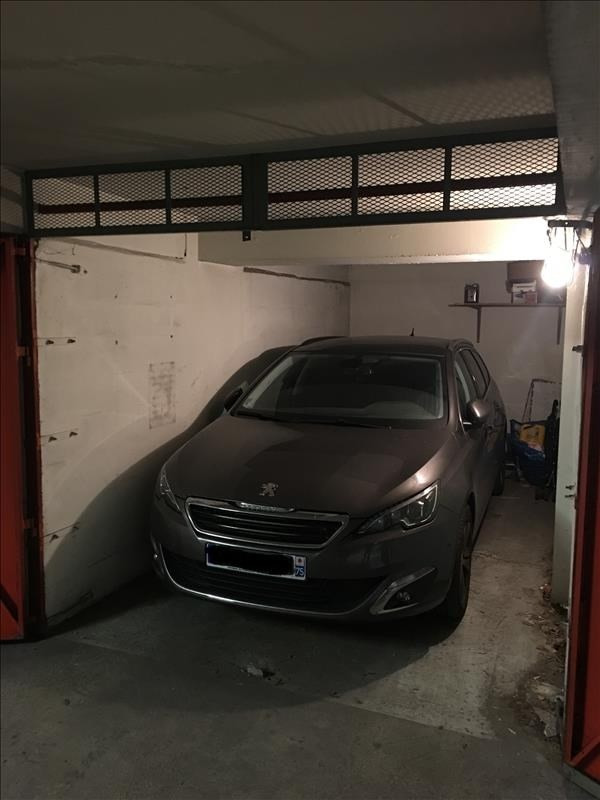 Sale parking spaces Paris 15ème 28 000€ - Picture 1