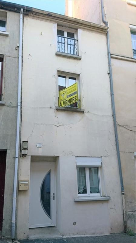 Vente maison / villa La ferte sous jouarre 119000€ - Photo 1