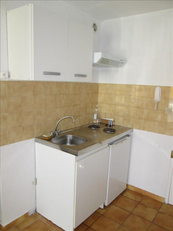Rental apartment Sete 450€ CC - Picture 2
