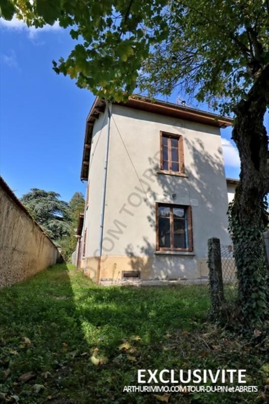 Sale house / villa La tour-du-pin 89000€ - Picture 10