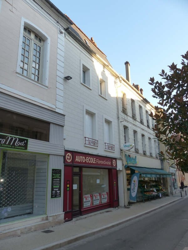 Investment property building St florentin 96000€ - Picture 1