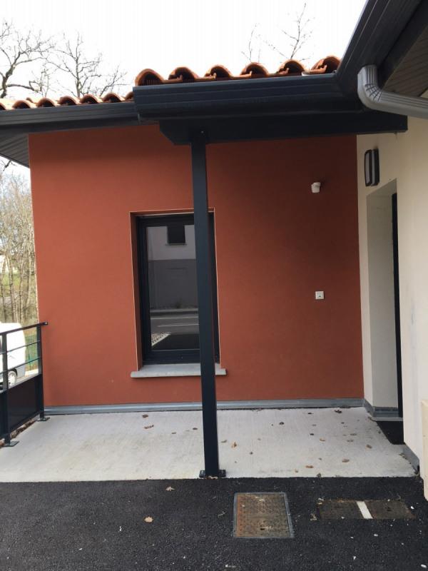 Rental house / villa La salvetat-saint-gilles 823€ CC - Picture 8