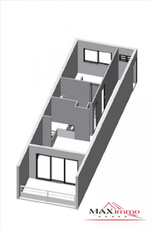 Vente appartement St denis 197800€ - Photo 2