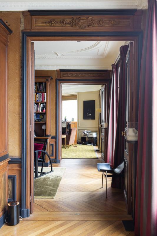 Venta de prestigio  apartamento Paris 7ème 5850000€ - Fotografía 6