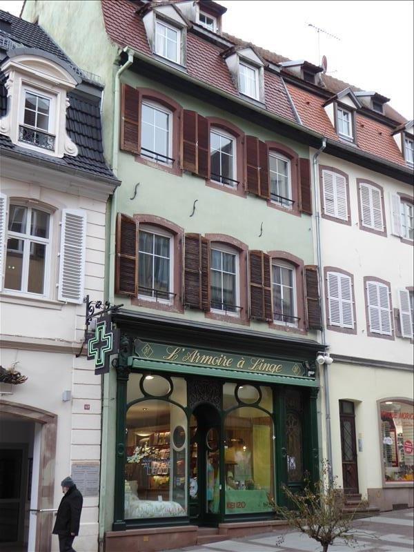 Verkauf wohnung Saverne 75500€ - Fotografie 1