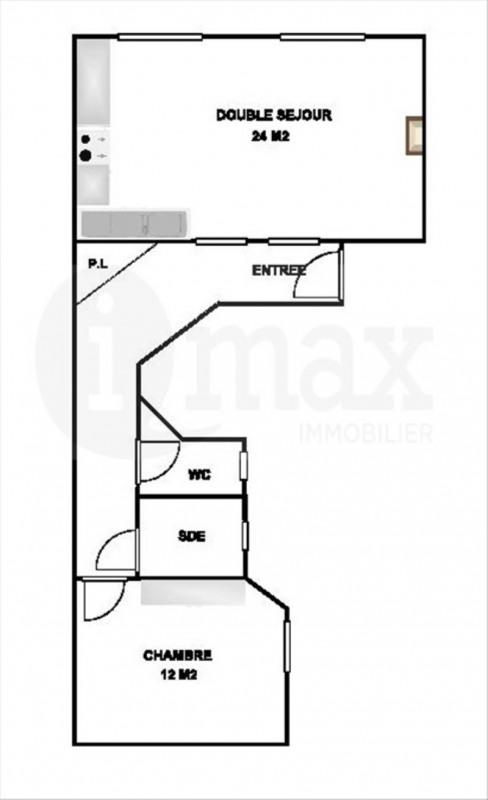 Vente appartement Levallois perret 420000€ - Photo 4