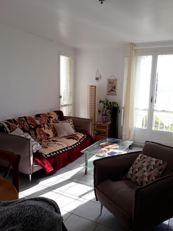 Verkoop  appartement Les ulis 122000€ - Foto 2