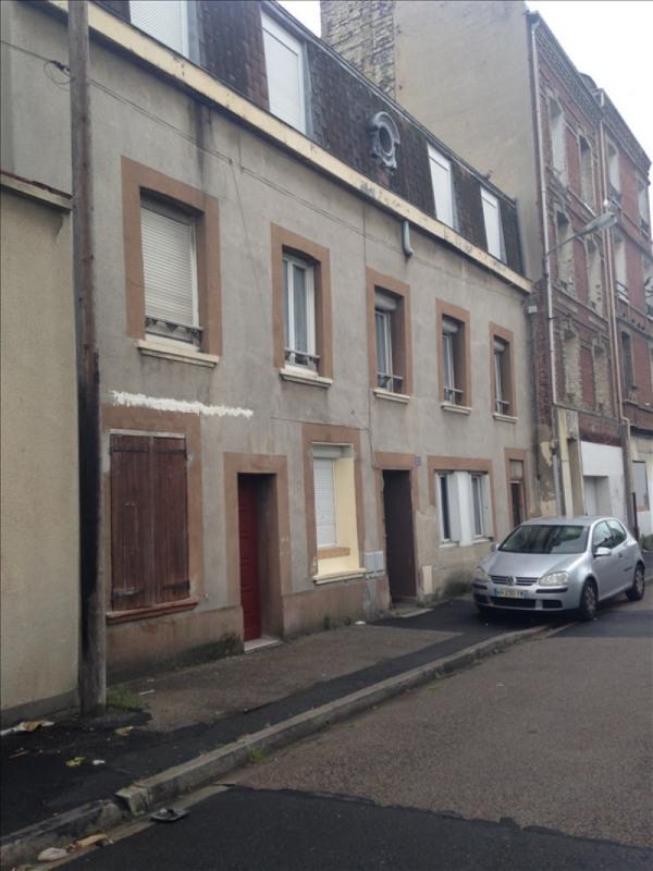 Sale apartment Le havre 65000€ - Picture 1
