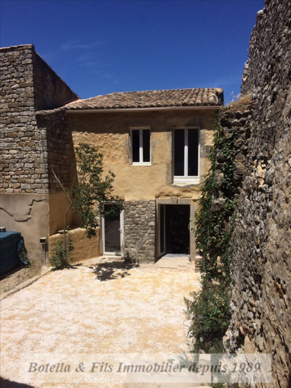 Vente maison / villa Goudargues 299 000€ - Photo 1