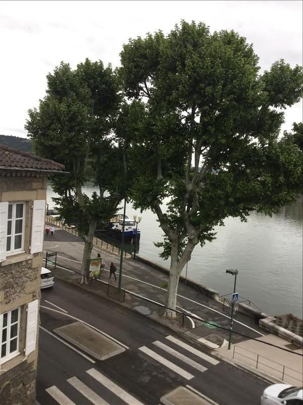 Alquiler  apartamento Tournon sur rhône 520€ CC - Fotografía 2