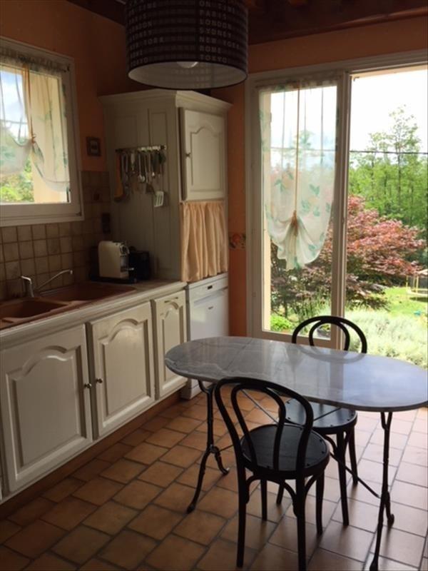 Sale house / villa Vernioz 296300€ - Picture 8