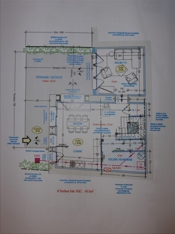 Revenda casa St bernard 260000€ - Fotografia 3