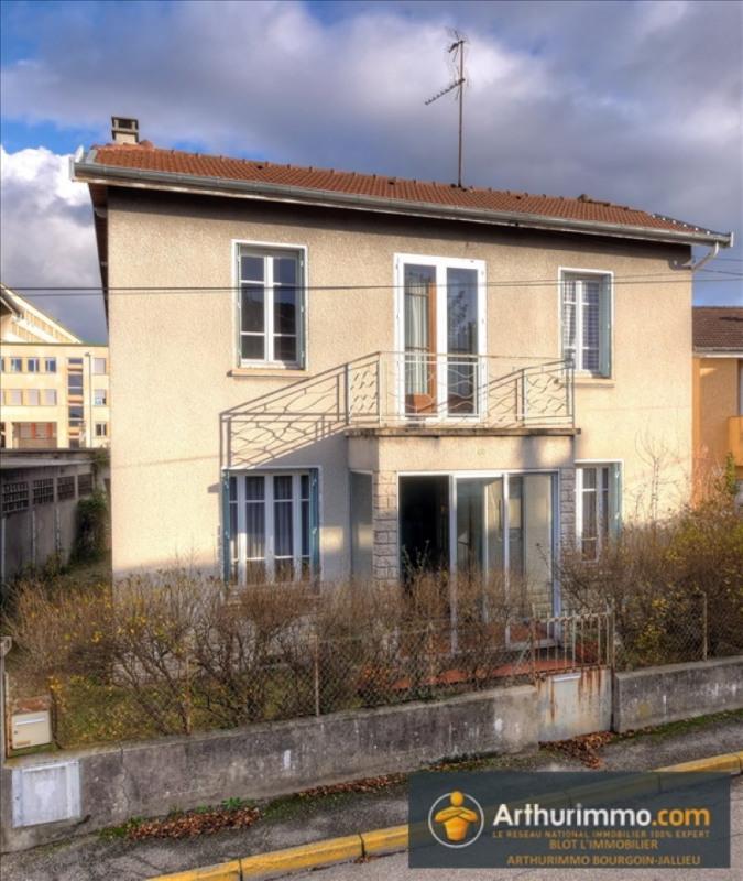 Vente maison / villa Bourgoin jallieu 273000€ - Photo 1