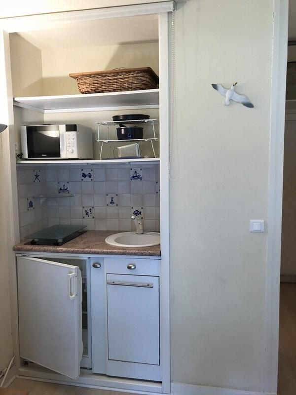 Verkoop  appartement Deauville 62500€ - Foto 4