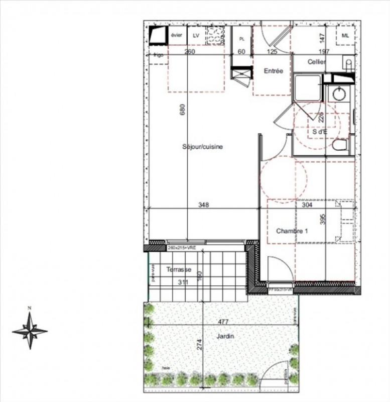 Sale apartment Auray 159000€ - Picture 2