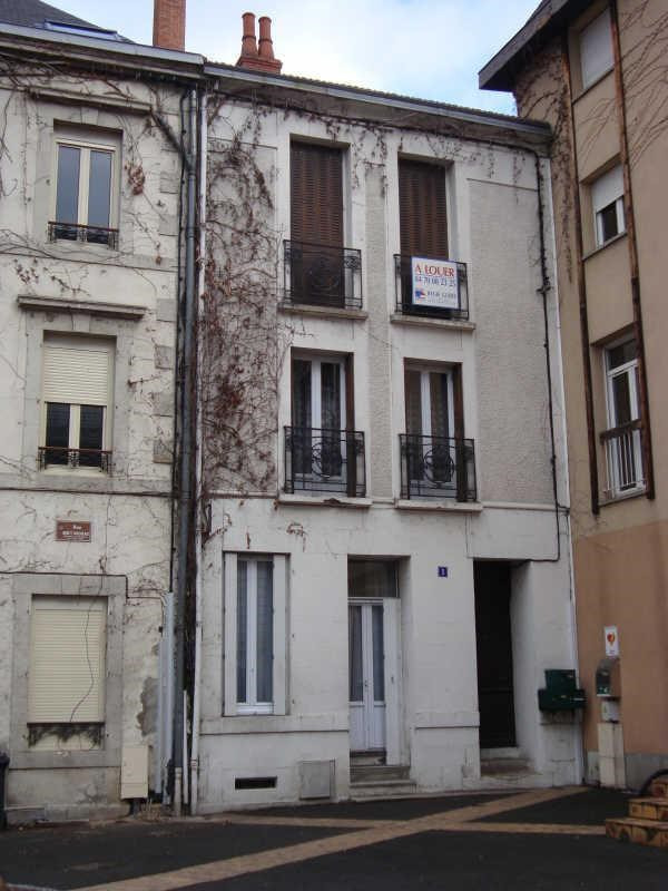 Location appartement Montlucon 390€ CC - Photo 1