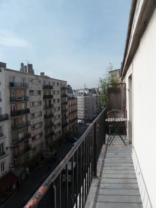 Locação apartamento Paris 10ème 1120€ CC - Fotografia 4
