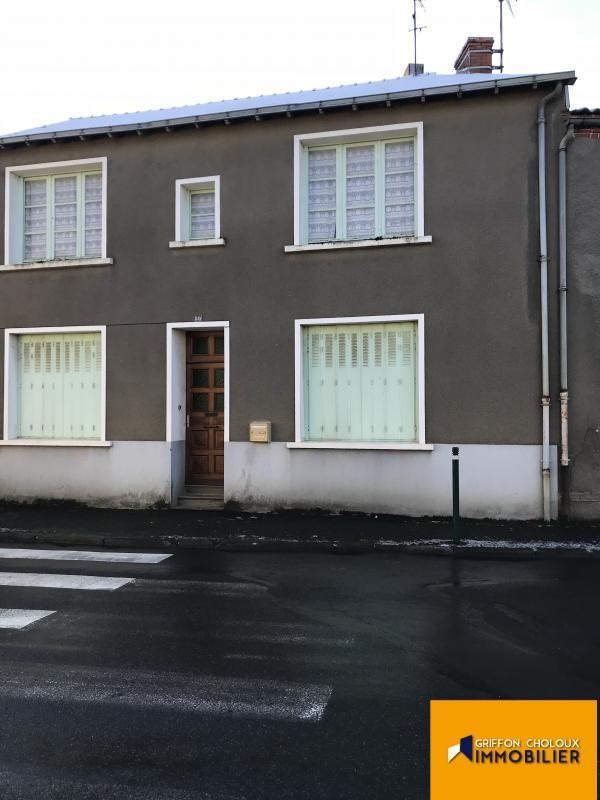 Vente maison / villa La chapelle du genet 85 500€ - Photo 1